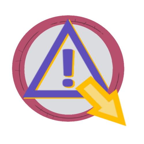 Minimizing errors - TRANSPORT tool icon