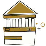 Banki transzformációs szolgáltatás referenciák ikon