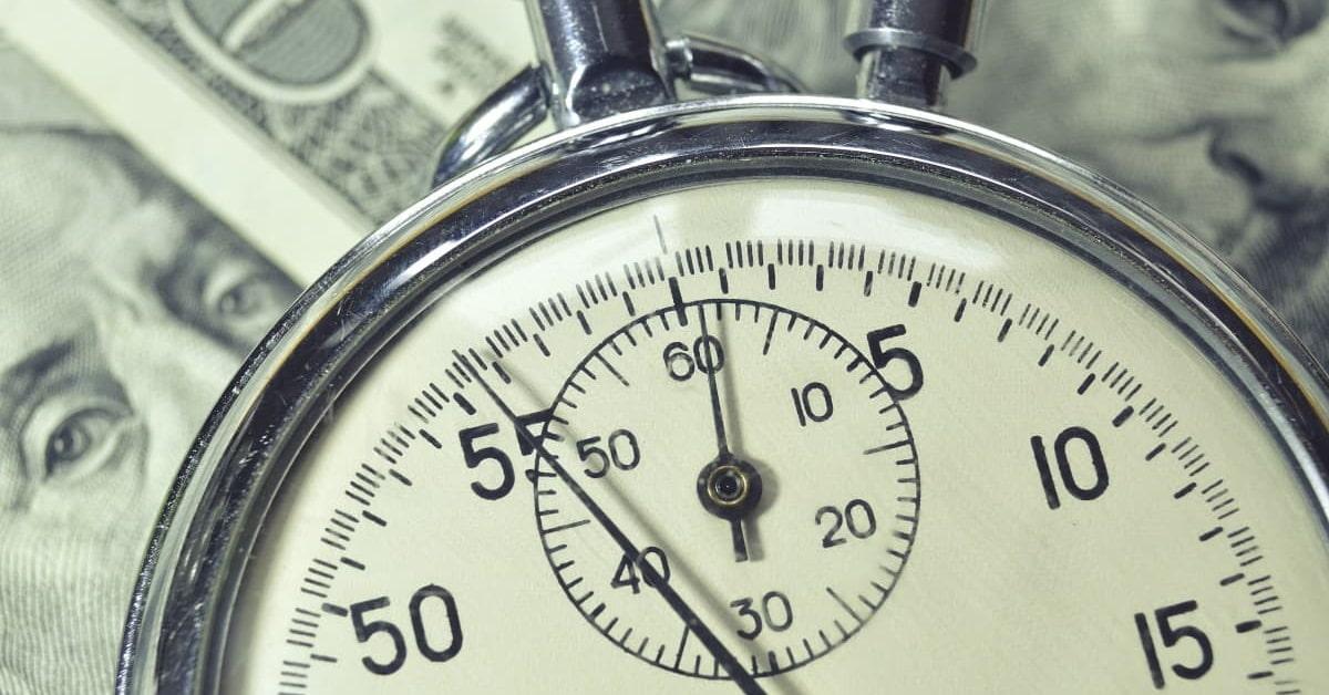 Azonnali fizetési rendszer időzítései